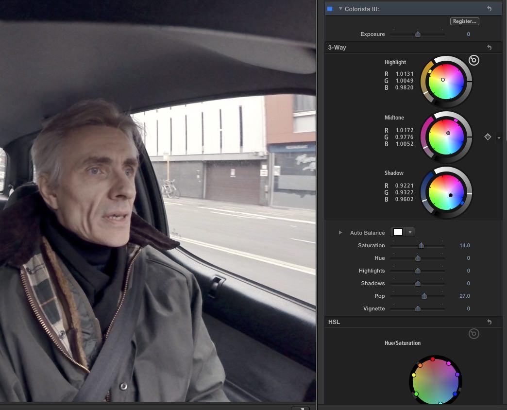 Colorista III in Final Cut Pro X