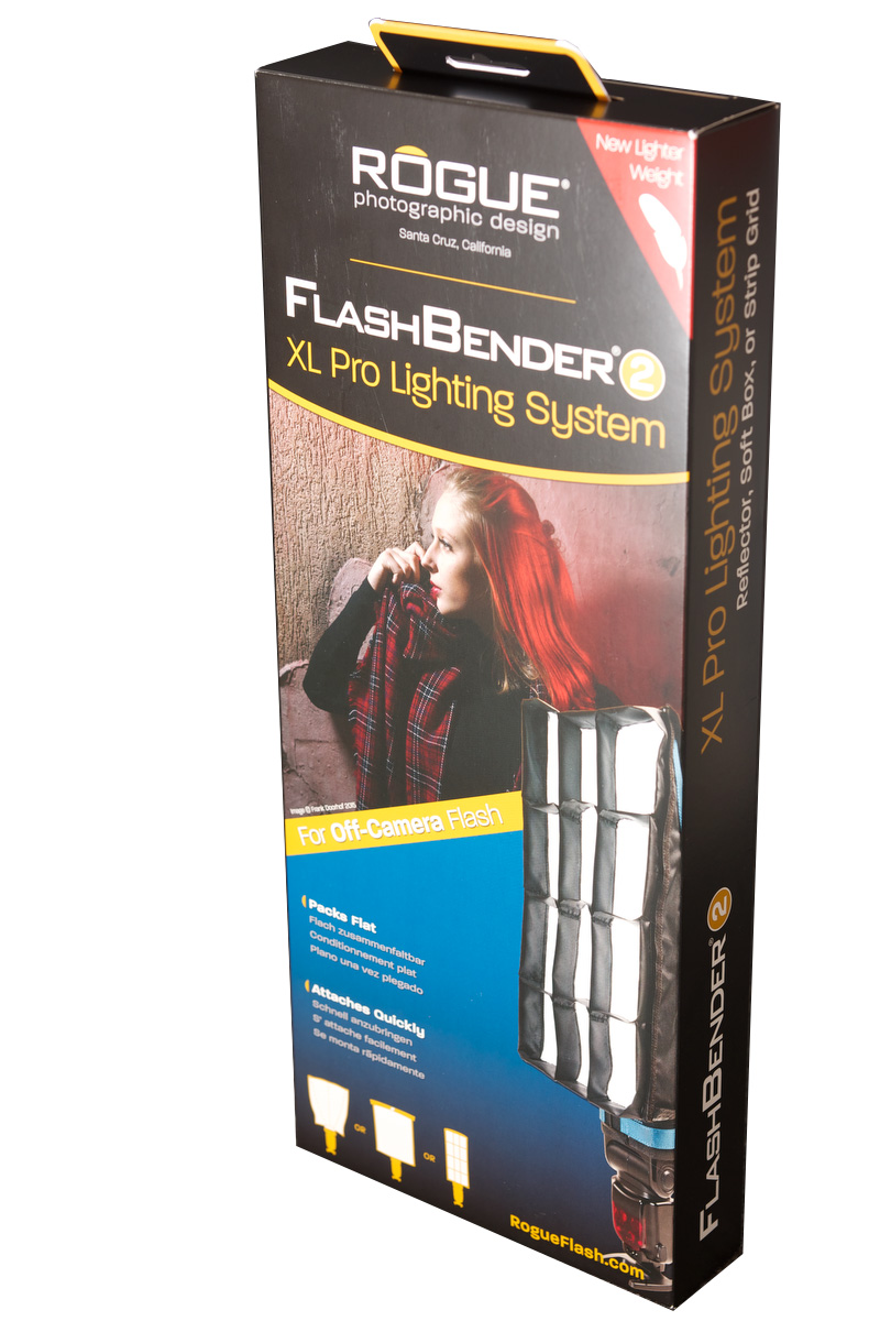 FlashBender 2 XL Pro box
