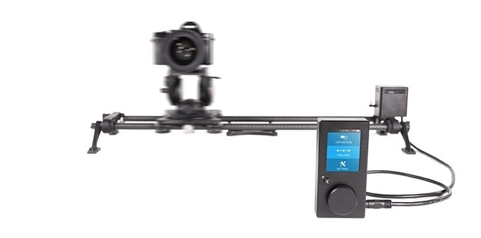 Rhino Camera Gear EVO slider with Motion