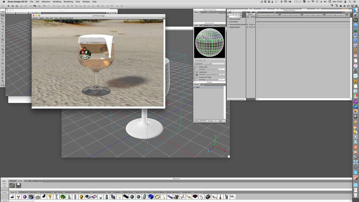 strata design 3d cx 8 winter 2015 2016 release renders faster