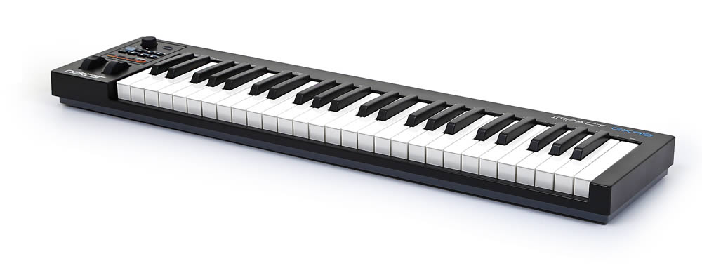 Nektar Impact GX49 MIDI keyboard