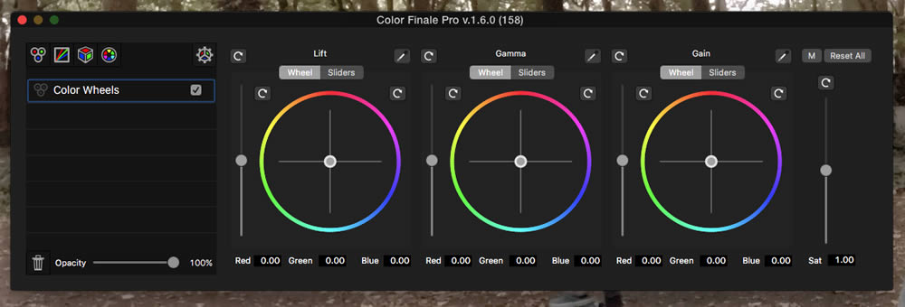 Professional colour grading in Final Cut Pro X with Color Finale Pro