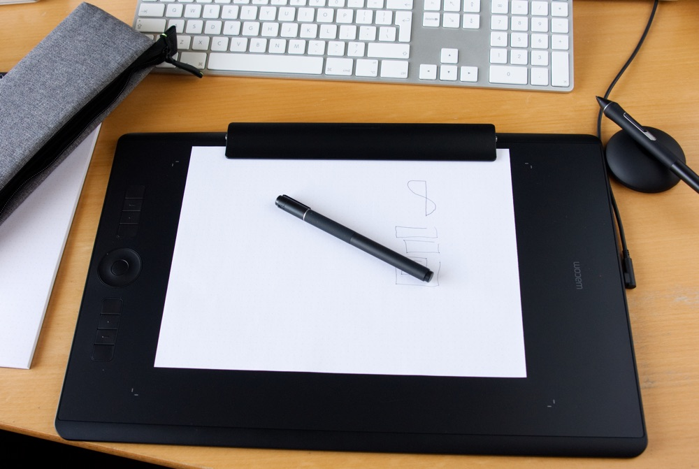 the wacom intuos pro paper edition review visuals producer