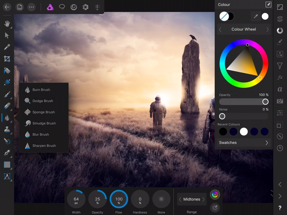 Affinity Photo For Ipad Is A Fully Featured Image Editor