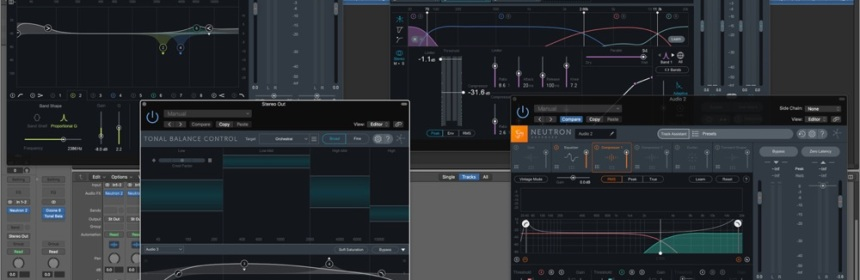 izotope tonal balance alternative