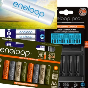 eneloop batteries