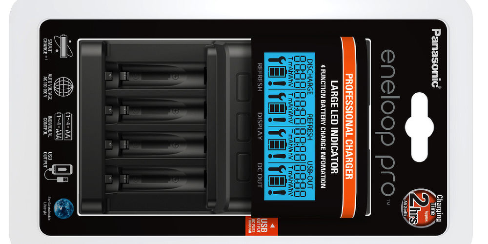 Panasonic Bq Cc65 Flagship Battery Charger Review