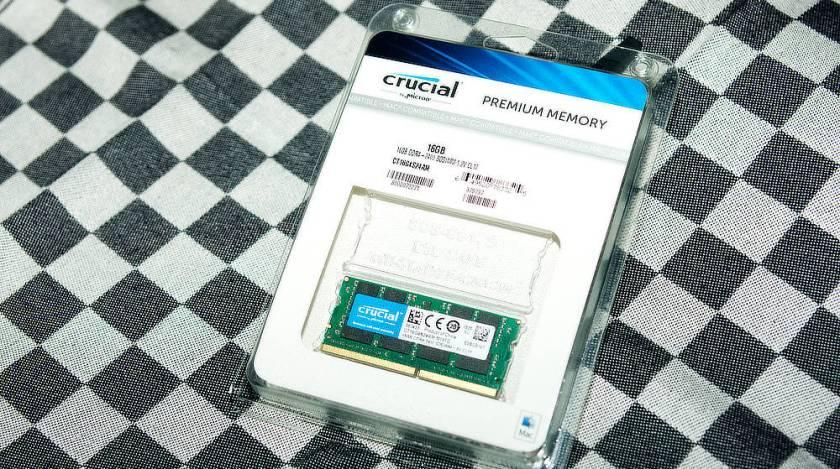 crucial iMac RAM SODIMM