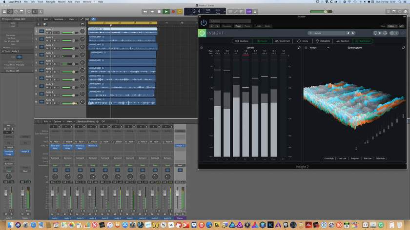insight 2 surround sound