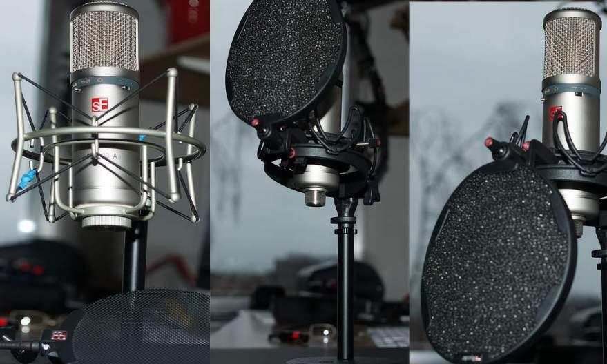 rycote universal studio mount kit