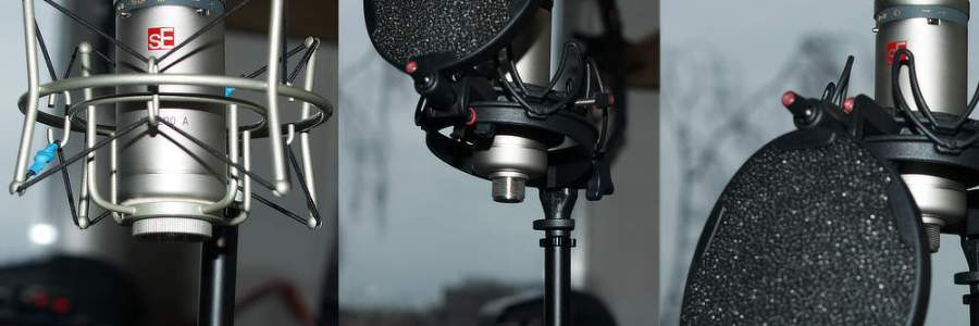 rycote universal studio mount kit