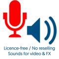 Visuals Producer Sound-FX logo