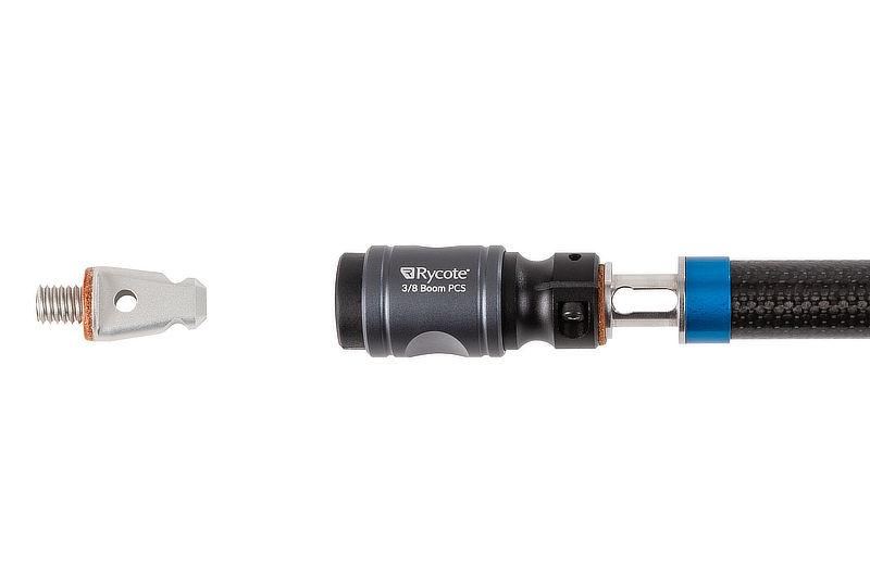 Boompole connector
