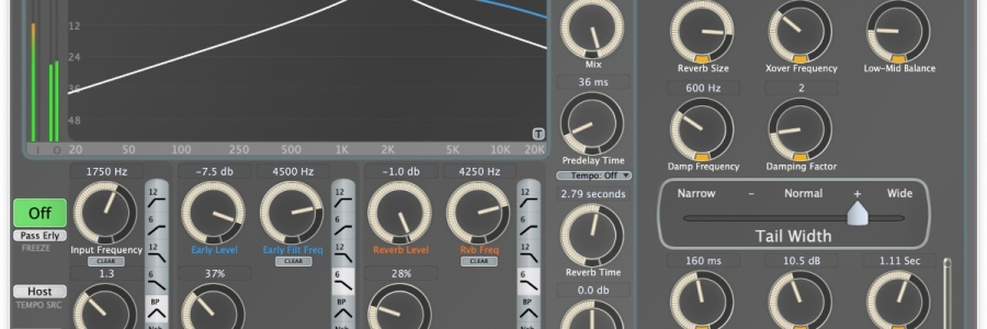 Exponential Audio R4 reverb module for DAWs. Review.