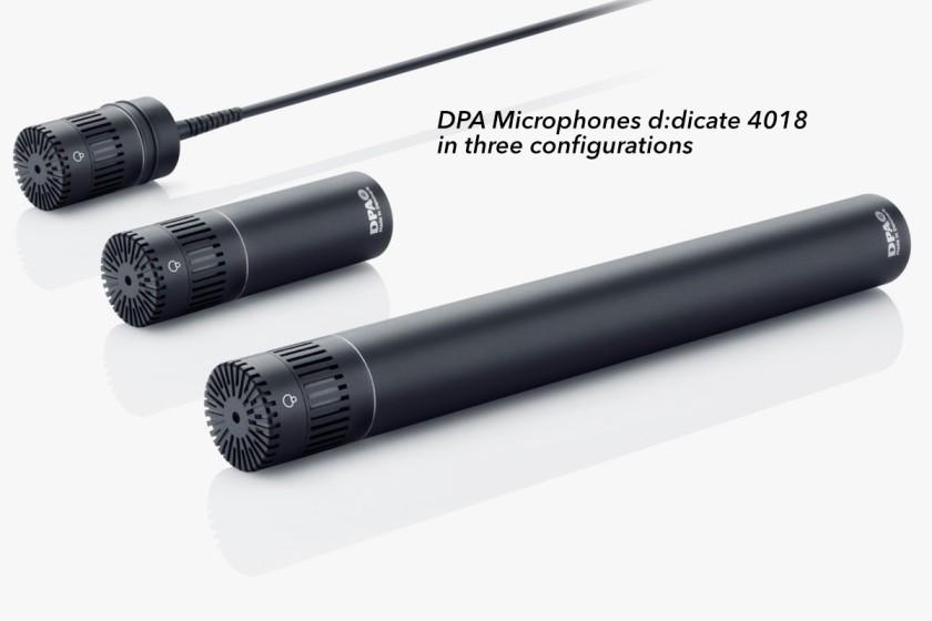DPA Microphones d:dicate 4018