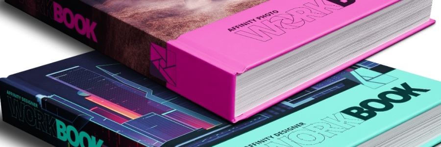 Book review: Affinity Designer and Affinity Photo Workbook
