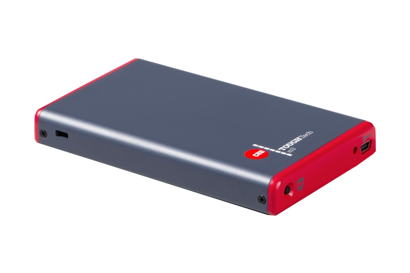 Review of the ToughTech Secure m3 encrypted external disk drive