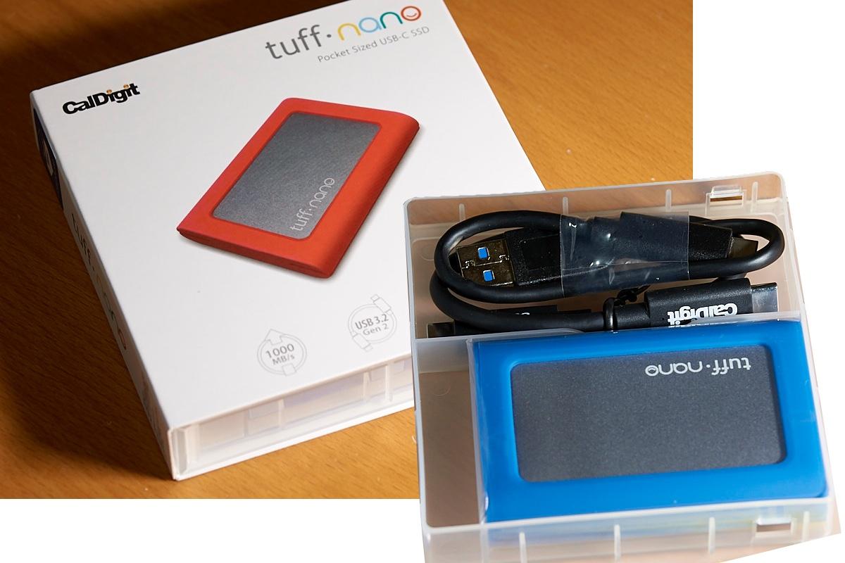 CalDigit Tuff Nano mobile NVMe SSD – Visuals Producer review