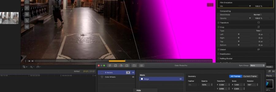 Color Finale - Visuals Producer review