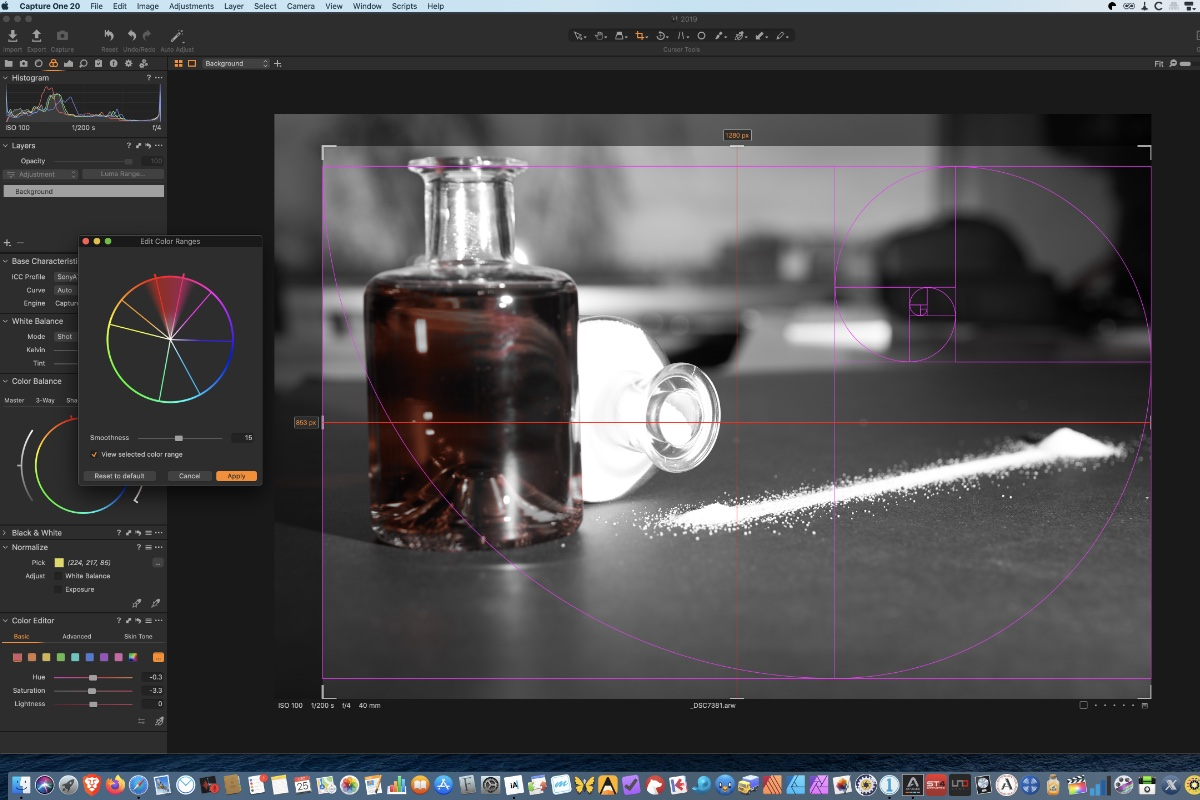 Capture One Pro 20 – Visuals Producer review