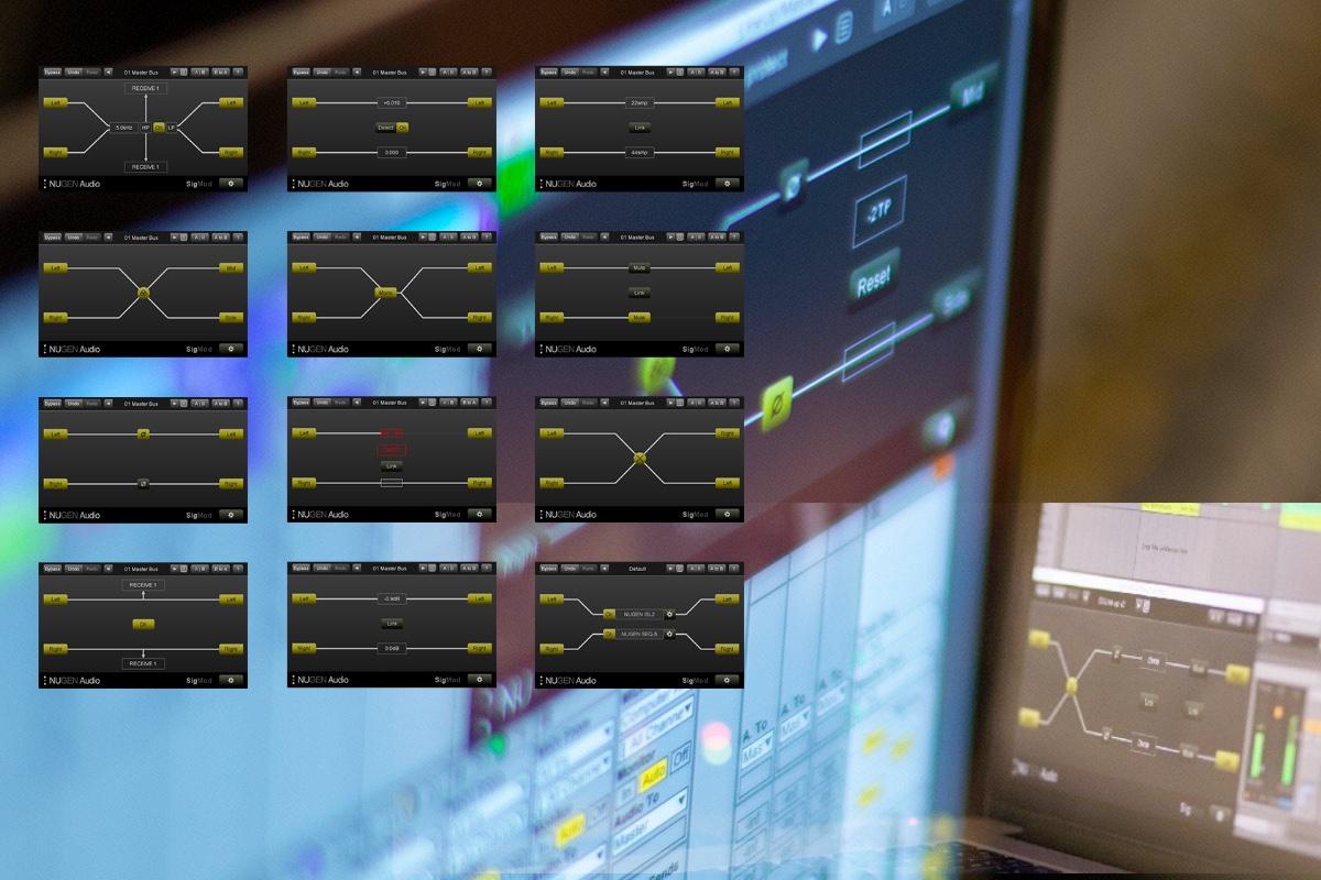 NUGEN Audio SigMod - Visuals Producer review