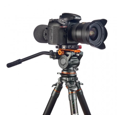 MIKE tripod with Arca Swiss Cine head – Visuals Producer review