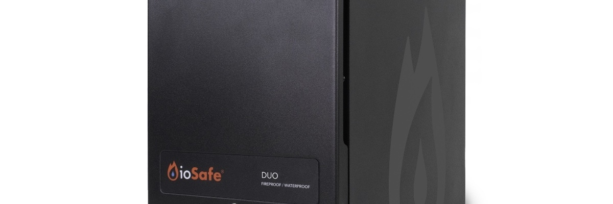 ioSafe Duo review – Visuals Producer review