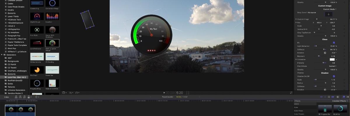 FxFactory Progress Bars 2 – Visuals Producer review