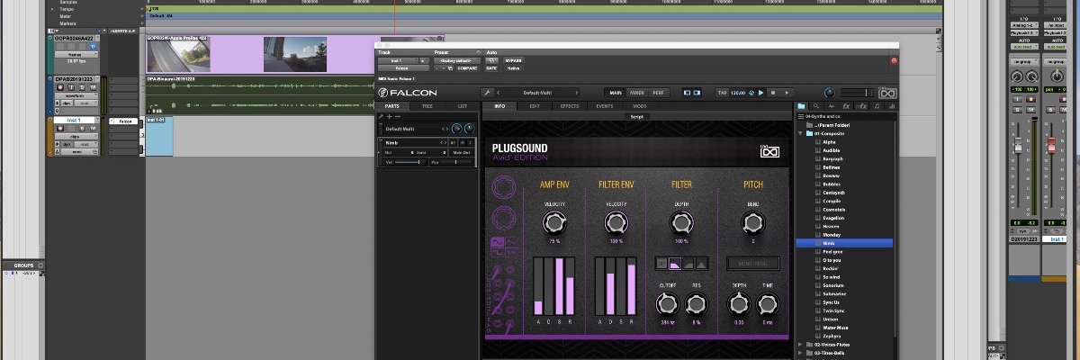 Pro Tools – Visuals Producer review