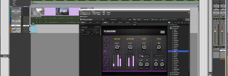 Pro Tools – Visuals Producer review