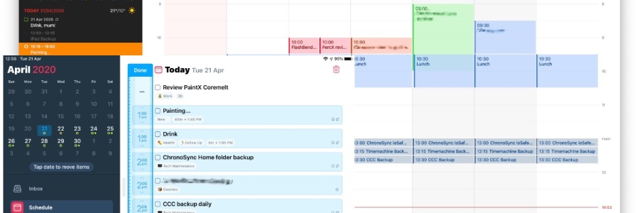 Task management – Visuals Producer review