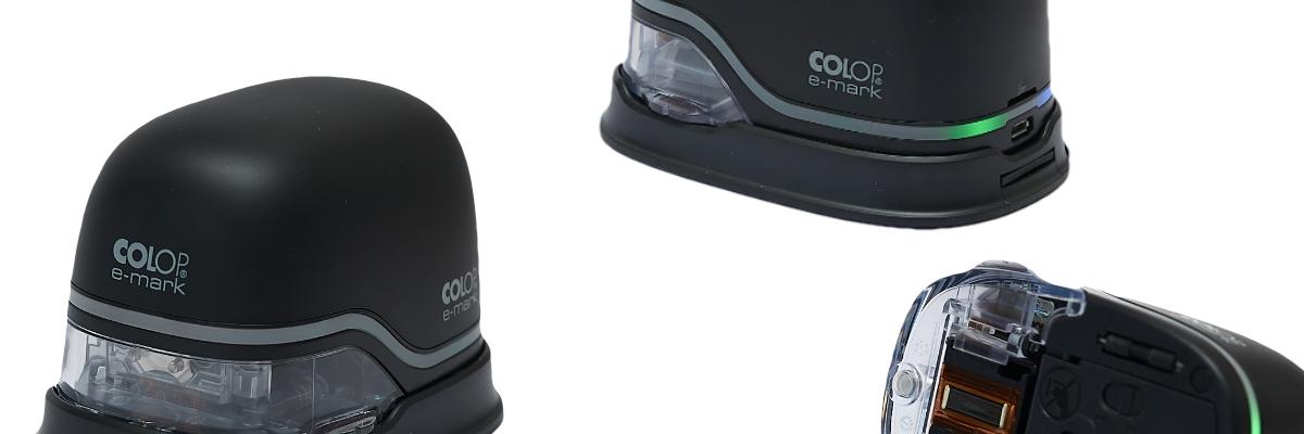 COLOP e-mark digital stamp inkjet printer – Visuals Producer review