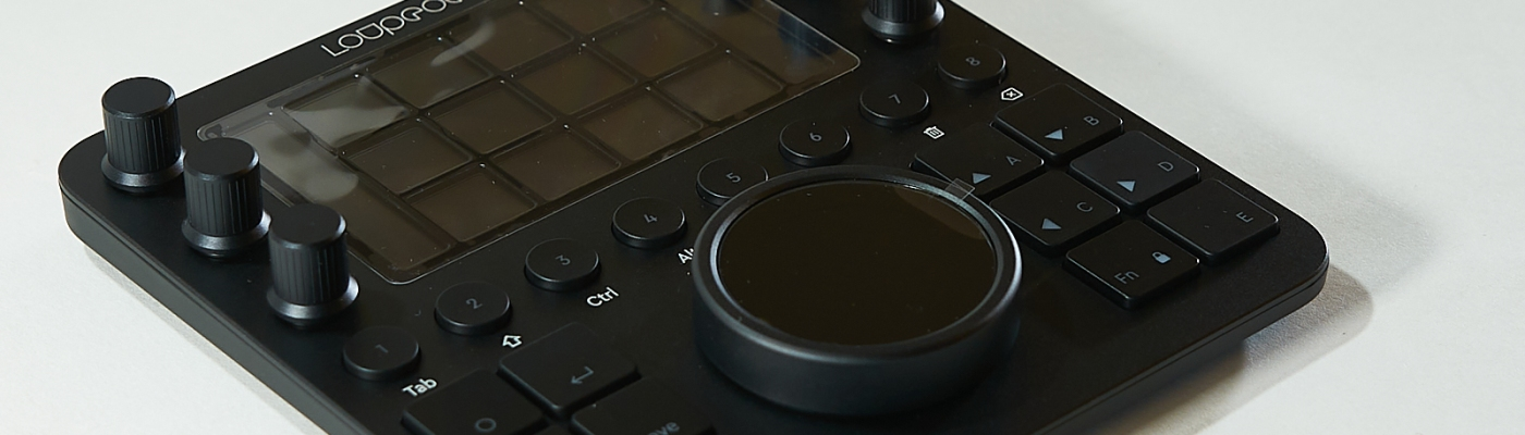 Loupedeck CT and the new Photoshop plugin