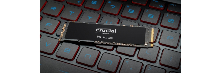 Crucial P5 review