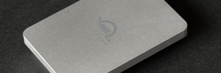 OWC Envoy Pro Elektron tiny SSD drive review