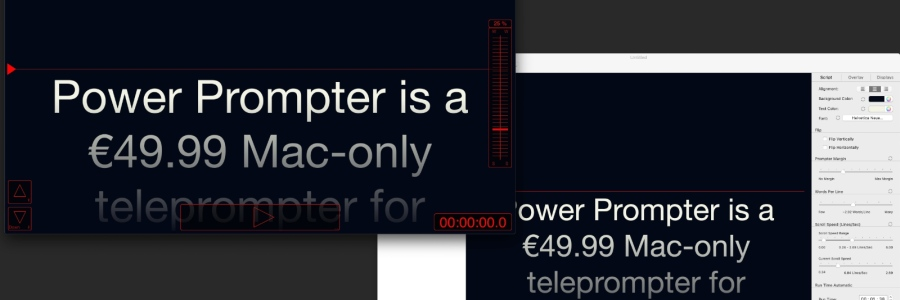 power prompter teleprompting app review