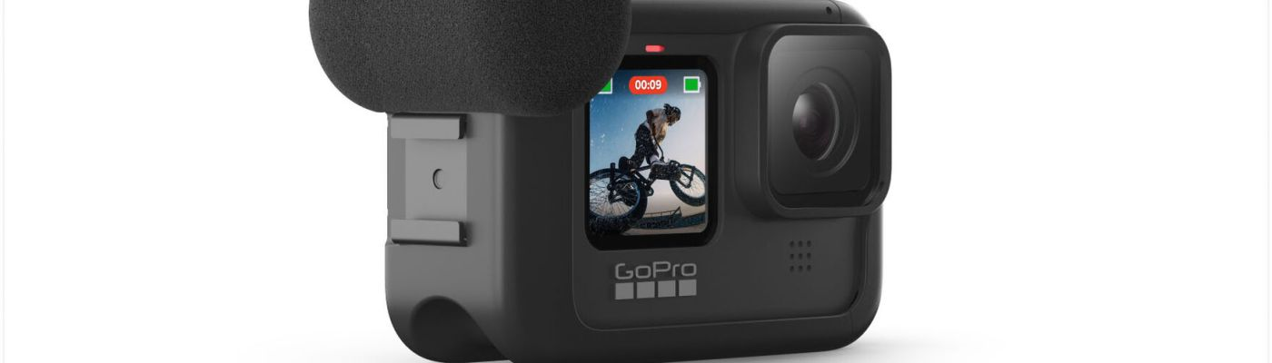GoPro HERO9 Media Mod review