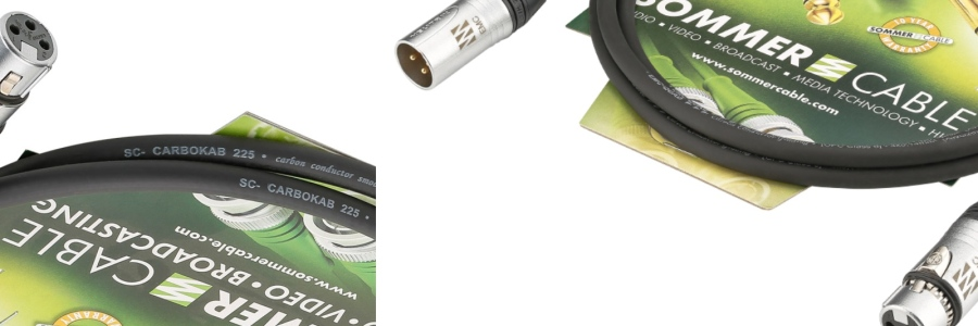 SOMMER CABLE EMC-QUAD and Carbokab 225 review