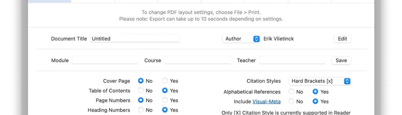 Author app review
